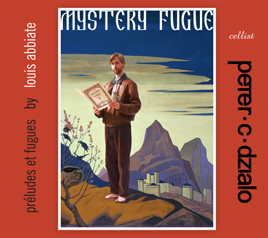 Mystery Fugue album cover